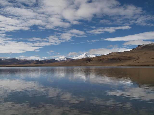 Lago Tso Kar, Ladakh