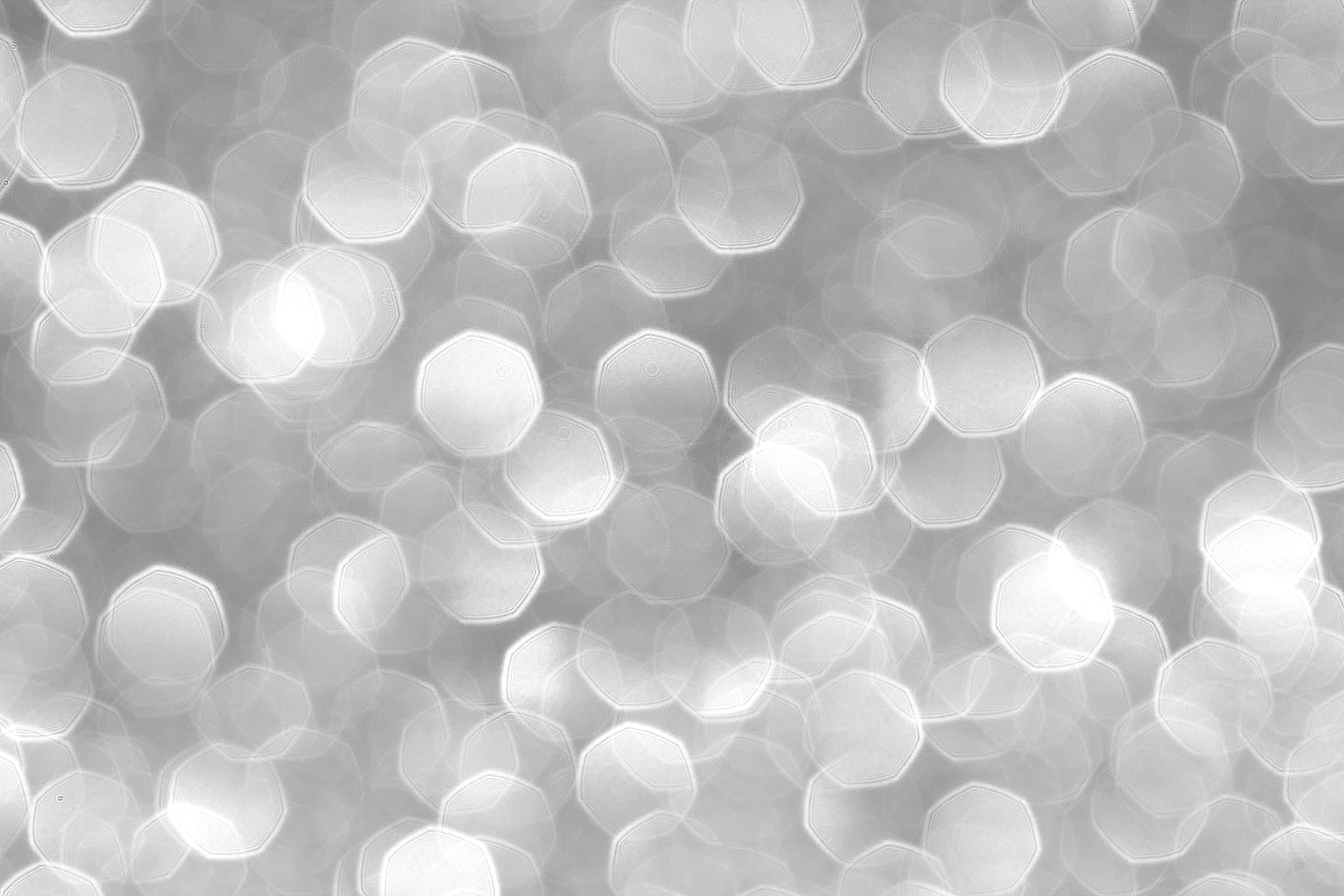 Silver Bokeh | Feel free to use wherever. Enjoy. | By: Lady-Ro | Flickr - Photo Sharing!