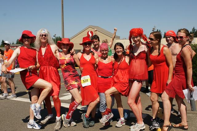 2011 HTC Red Dress Express