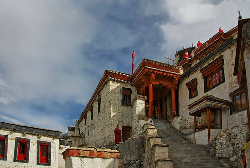 school buddhism tibetan ladakh nubravalley gompa diskit monastey mygearandme mygearandmepremium mygearandmebronze blinkagain bestofblinkwinners
