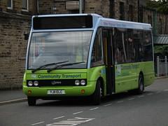 vehicle, optare solo, transport, mode of transport, public transport, dennis dart, minibus, land vehicle, bus, motor vehicle,