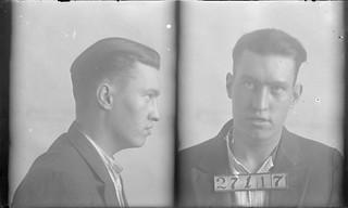 Morrison, Elzie. Inmate #27117 (MSA)