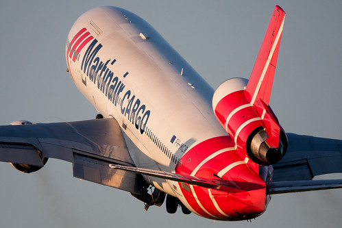 Martinair MD-11 PH-MCR