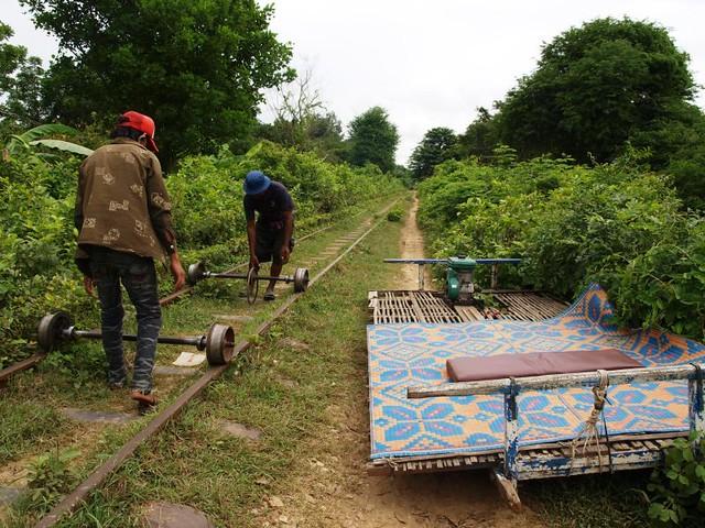 tren bambu battambang