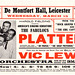 1957 - The Platters (Poster)