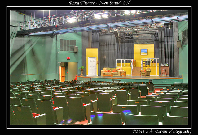 roxy theatre owen sound on initially built in 1912 as. Black Bedroom Furniture Sets. Home Design Ideas