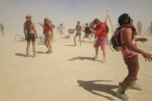 At Burning Man 2011 - Part 2
