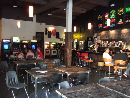 Barcade Bar In New York City New York Usa Travel Guide Tripwolf