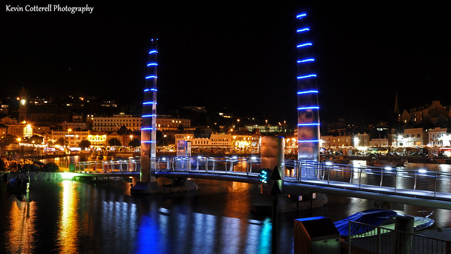 Harbour Footbridge