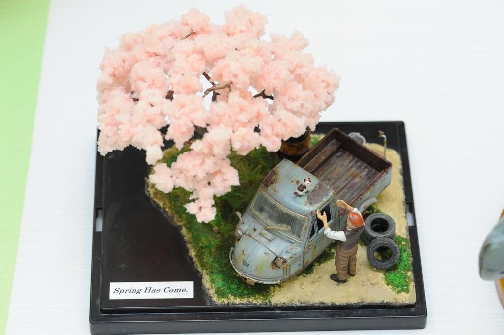 第18回山口宇部空港「空の日」記念フェスティバル プラモデルコンテスト及び展示会