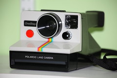 Polaroid Land Camera One-Step SX-70