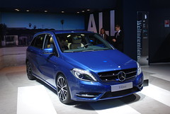 executive car(0.0), automobile(1.0), wheel(1.0), vehicle(1.0), automotive design(1.0), mercedes-benz(1.0), mercedes-benz a-class(1.0), mercedes-benz b-class(1.0), compact car(1.0), bumper(1.0), land vehicle(1.0), luxury vehicle(1.0), hatchback(1.0),