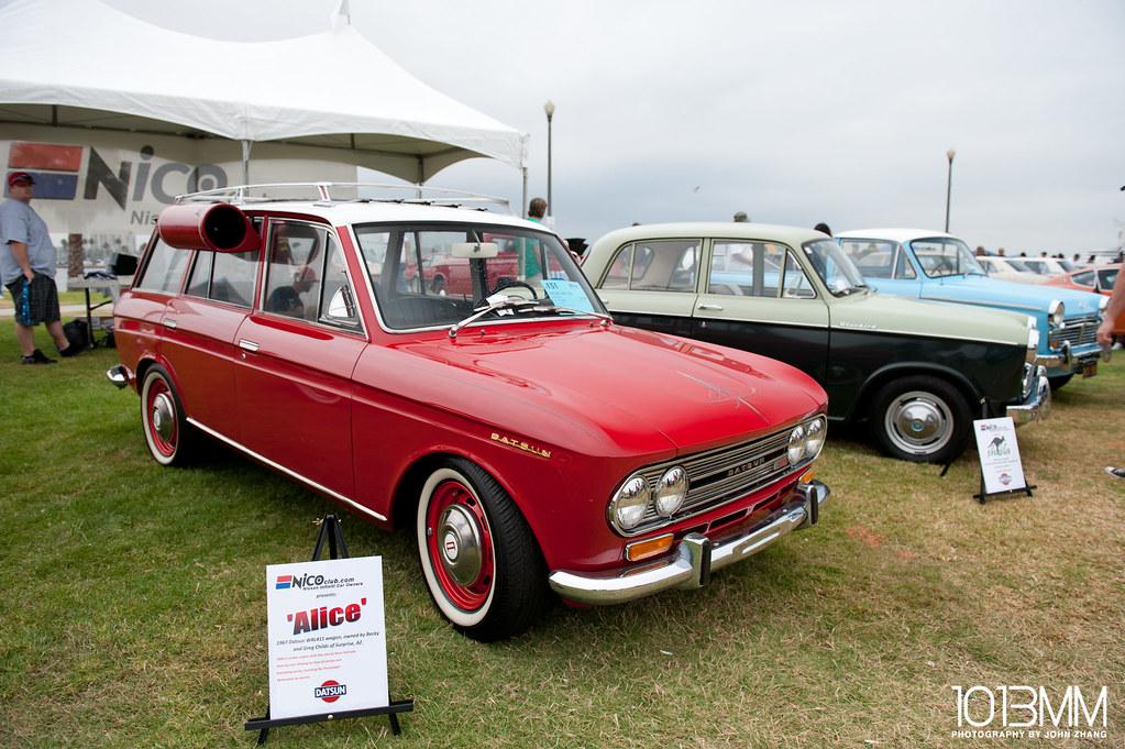Japanese Classic Car Show 2011 JCCS