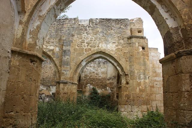Monasterio de San Salvador, Nogal de las Huertas (Palencia, Spain).
