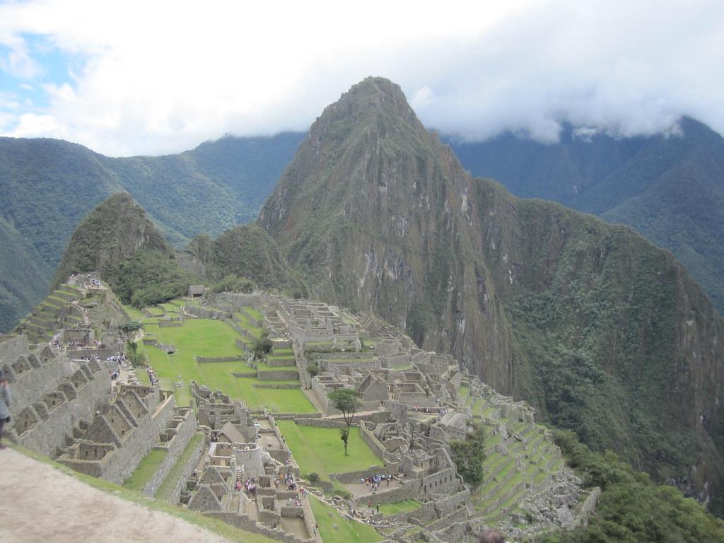 Machu Picchu Peru View IV