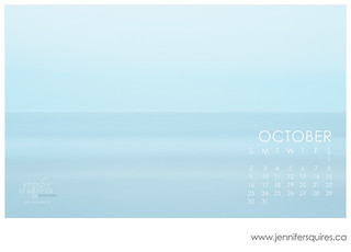 October 2011 Desktop Calendar Download