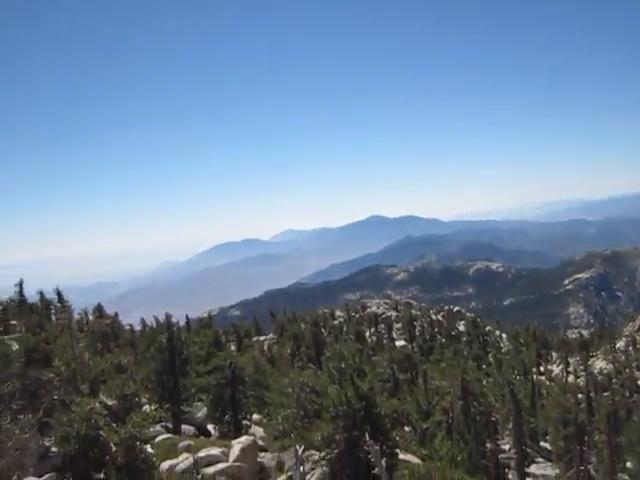 0832 Marion Mountain Summit video panorama