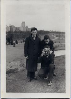 Mike Tierney & Pals, Central Park