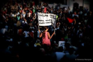 Marcha dos Indignados, Lisboa - 15/10/2011