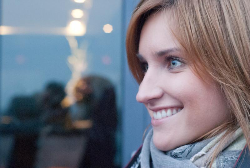 Lovely happy portrait. A great smile. DSC_8121
