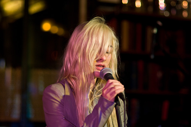 Zola Jesus from our 2011 CMJ Broadcast at the Ace Hotel NYC