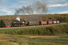 Western Maryland Scenic Railroad Fall 2011 Photo Special
