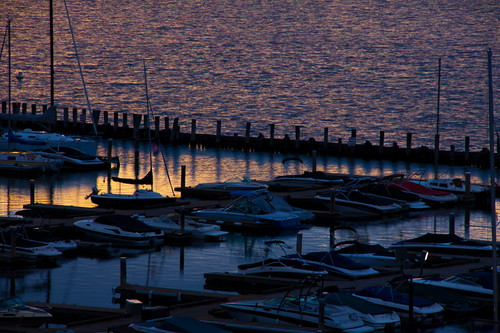 pink blue lake black reflection water silhouette yellow sailboat marina docks sunrise reflections boats dawn pier boat dock piers lakes silhouettes sailboats marinas