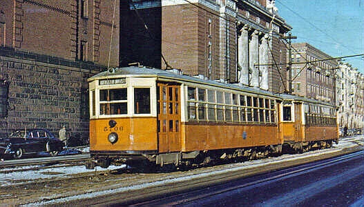 MTA Type 5 car 5706