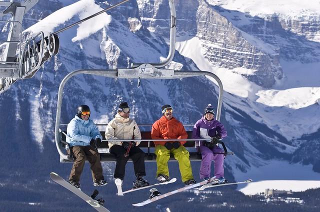 Lake Louise Ski Area
