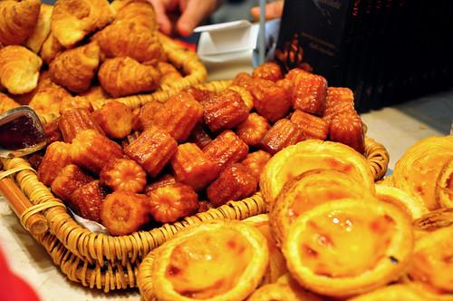 Stohrer Paris Canelés Croissants
