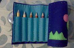Rolo 12 Lápis de cor