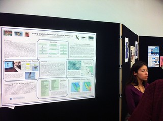 Posters at Sherborn Conference