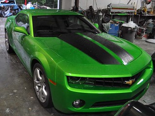 5th Gen Chevy Camaro