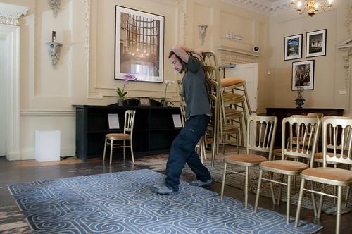 Przenoszenie mebli, a wysokie piętra, bez windy