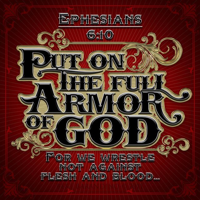 Armor Of God - Shirt Ideas