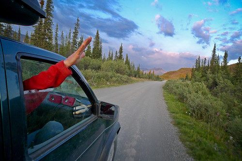 getting here via mccarthy road wrangell st elias national park with wild alpine guides alaska