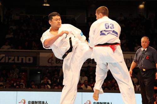 新極真会 第10回全世界空手道選手権大会