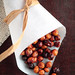 Honey Cinnamon Roasted Chickpeas