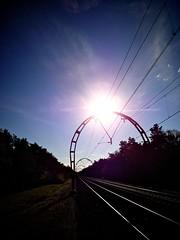 Spoorlijn Hilversum-Utrecht