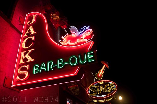 Jack's Bar-B-Que by William 74