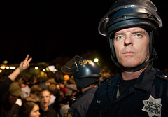 Occupy Cal - OPD Officer