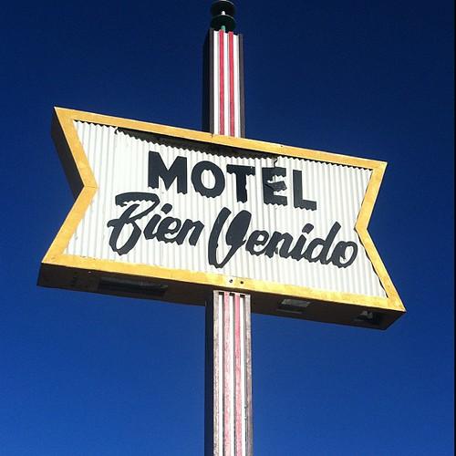Adios, Motel Bien Venido!