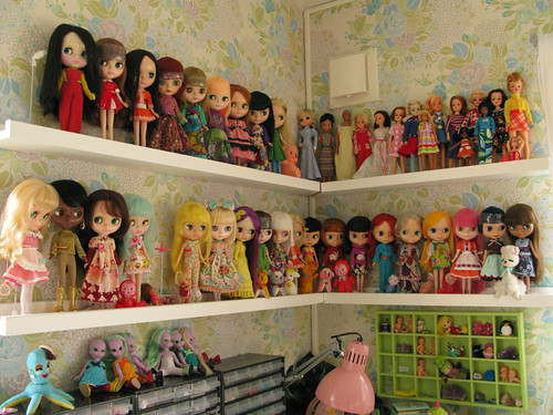 The dolly corner