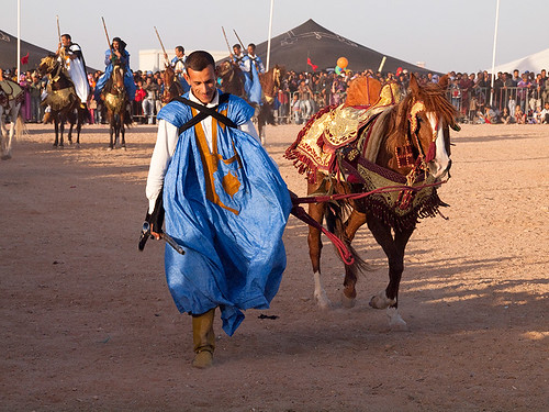 Festival in Dakhla