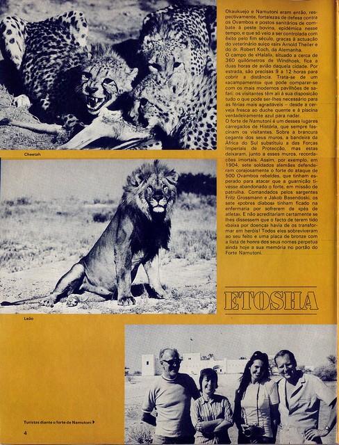 Panorama, nº8, Junho 1975 - 5