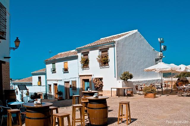 Antequera. Andalusia.