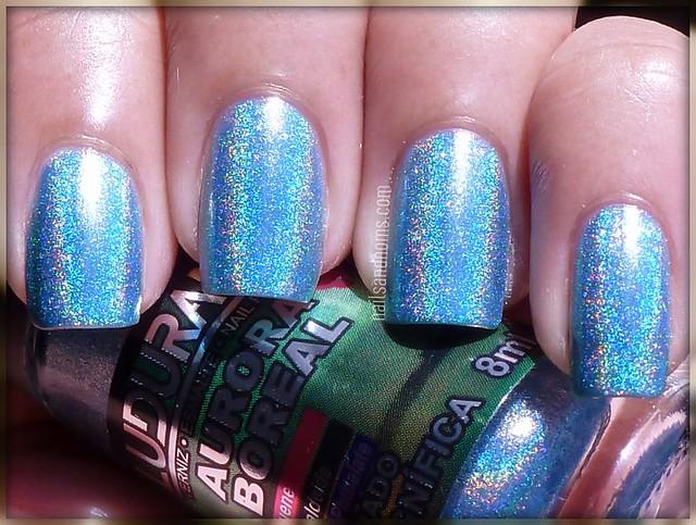 Ludurana Aurora Boreal - Magnigica (direct sunlight)
