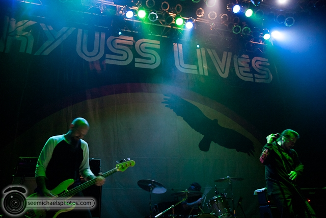 Kyuss Lives at House of Blues San Diego 111711 © Michael Klayman-013
