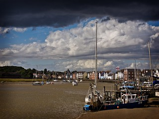 Wivenhoe harbour