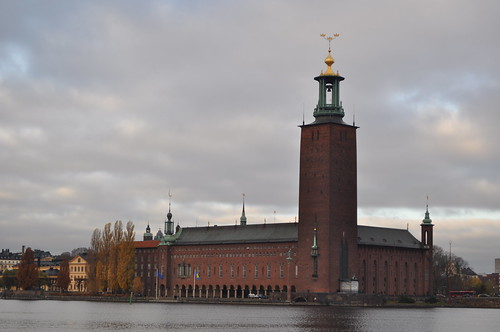 2011.11.10.042 - STOCKHOLM - Gamla stan - Norra Riddarholmshamnen - Stockholms stadshus